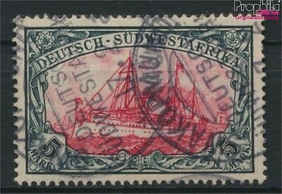 German-Southwest 23 used 1900 Ship Imperial Yacht Hohenzollern (9030086