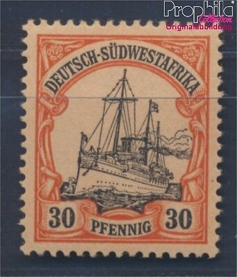German-Southwest 16 with hinge 1900 Ship Imperial Yacht Hohenzollern (8305155