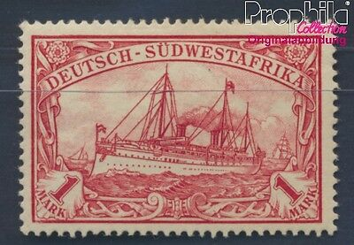 German-Southwest 20 with hinge 1900 Ship Imperial Yacht Hohenzollern (8305153