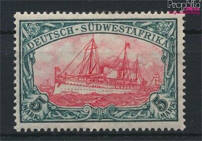 German-Southwest 32B with hinge 1919 Ship Imperial Yacht Hohenzollern (9030082