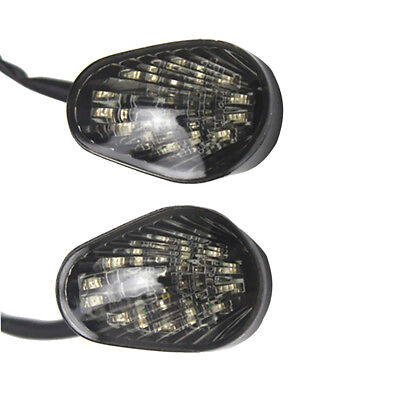 1 Pair Motorcycle Turn Light Blinker Replacement for Yamaha YZF-R6S 06-07
