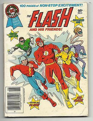 DC Special Blue Ribbon Digest #2 - Flash and his friends Green Lantern - FN 6.0