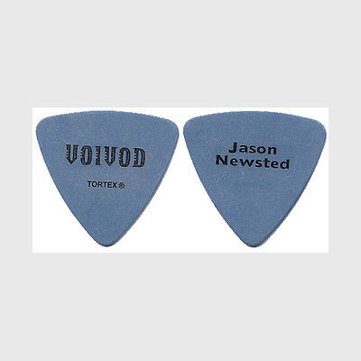 Voivod Jason Newsted authentic 2003 tour issued concert Guitar Pick METALLICA