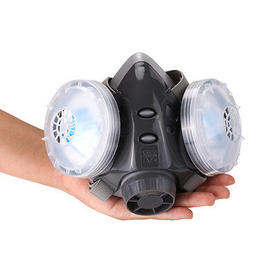 1pc PM2.5 Filter Mask Self Breathe Respirator Anti-dust Safety Protective Mask