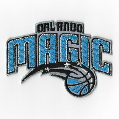 NBA Orlando Magic Iron on Patches Embroidered Badge Patch Applique Sew Emblem