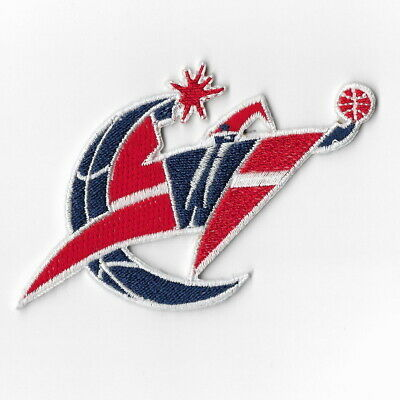 NBA Washington Wizards Iron on Patches Embroidered Patch Badge Applique Emblem