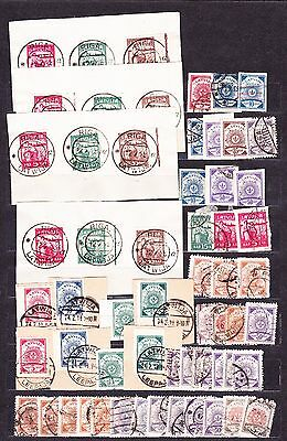 Latvia Selection Of 60 Stamps,used