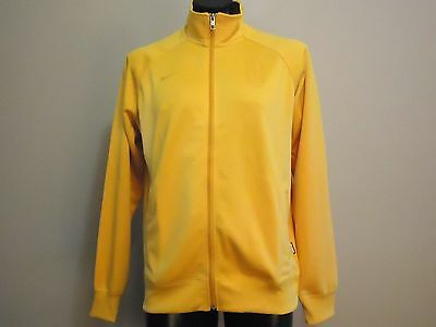 Juventus Official Licensed Training Jacket Large Yellow New