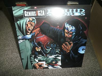 Genius & Gza.liquid Swords.2X12'' Us Vinyl Lp