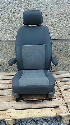 Driver Seat VW T5 T6 Timo Armrests GP 2009 - 2014