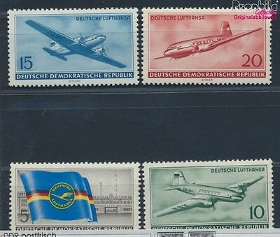 DDR 512-515 MNH 1956 Opening of civilian Aviation (8830728
