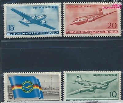 DDR 512-515 MNH 1956 Opening of civilian Aviation (8830697