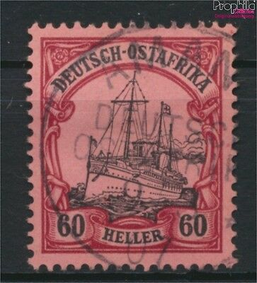 German-Eastern Africa 29 used 1905 Ship Imperial Yacht Hohenzollern (9030092