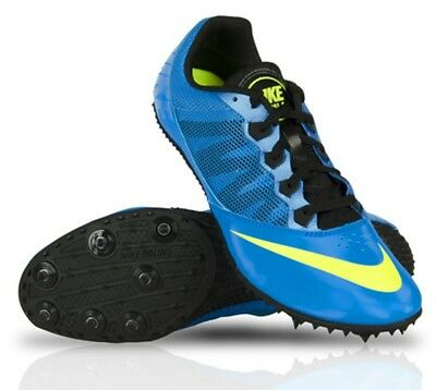 more photos ff331 d7d60 NEW - Nike Zoom Rival S 7 Men s Track Sprint Spikes Shoes 616313 - Blue