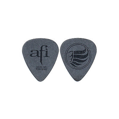 A Fire Inside authentic 2003 band concert tour issued AFI custom Guitar Pick