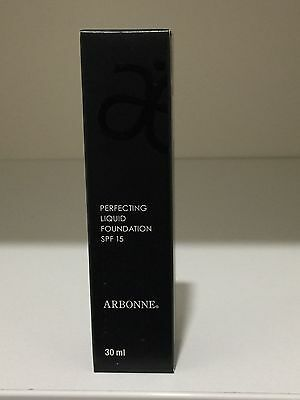 Arbonne Perfecting Liquid Foundation SPF 15 (Will Combine Post)