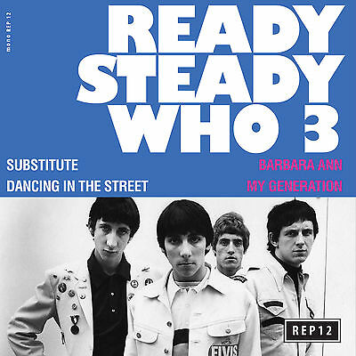 The Who - Ready Steady Who Three rsd 2017
