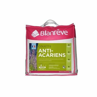 blanrêve - BLANREVE Couette Microfibre PHYTOPURE Anti-Acariens 140x200 cm NEUF