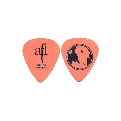 A Fire Inside authentic 2003 concert tour issued AFI custom stage Guitar Pick