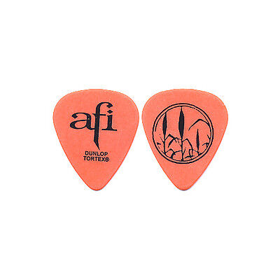 A Fire Inside authentic 2003 tour issued AFI custom collectible Guitar Pick
