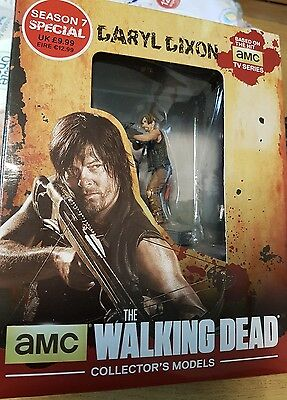 THE WALKING DEAD Collectors Model Daryl Dixon