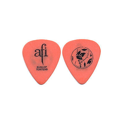 A Fire Inside real band 2003 concert tour issued AFI custom stage Guitar Pick