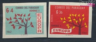 Paraguay 1132-1133 unmounted mint / never hinged 1962 Europe (7188901