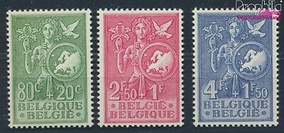 Belgium 976-978 unmounted mint / never hinged 1953 Jugendbüro (7182056