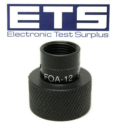 Exfo FOA-12 Biconic OPM Port Adapter For Optical Power Meter FOT-930 FPM 600 300