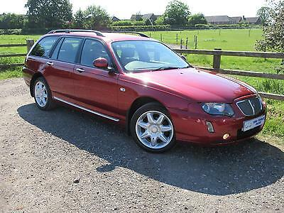 2004 Rover 75 Tourer 2.0 CDTi Contemporary 68000 Miles Only Service History