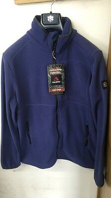 Cavallo Fiano Polartec Fleece - Blue GB 44 RRP £109