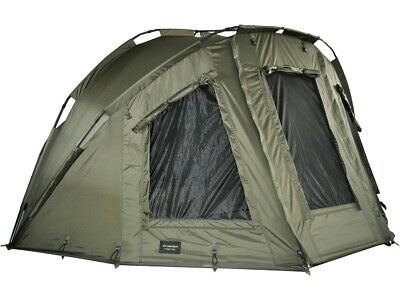 MK Angelsport 5 Seasons Dome Pro 3,5 Mann Angelzelt Karpfenzelt Bivvy Zelt