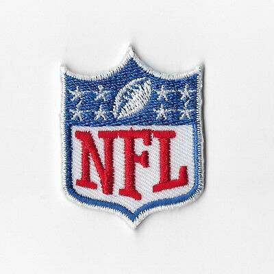 American Football Logo Iron on Patches Embroidered Emblem 8 Stars Small