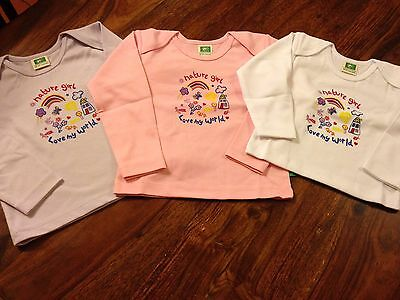 * BABY SALE * Tots Bots Nature Girl T-shirt