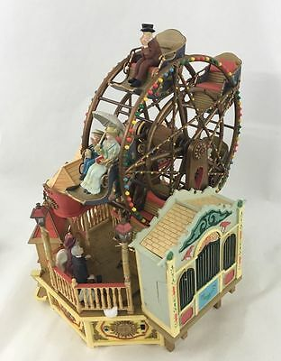 Enesco Majestic Ferris Wheel Exceptional with Original Box Test Run Only