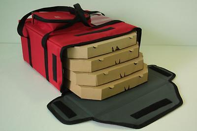12V Pizzabag Warm Bag 35x35x4pcs Pizzatasche Warmbag Heated Pizza Thermobox