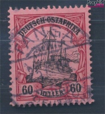 German-Eastern Africa 37 proofed used 1906 Imperial Yacht Hohenzollern (8104895