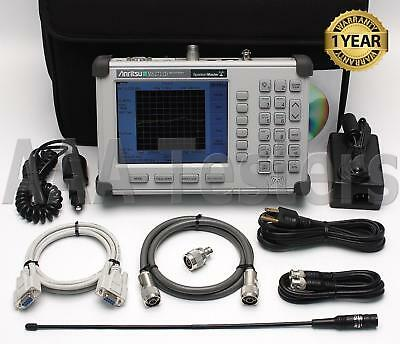 Anritsu MS2711D HandHeld Spectrum Master Analyzer w/ Option 3 Color MS2711