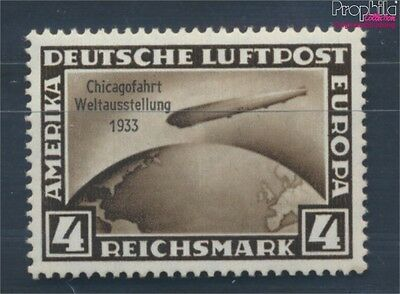 German Empire 498 MNH 1933 Count Zeppelin (8111770