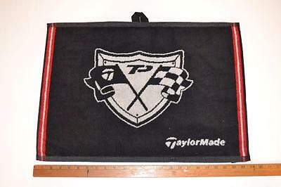 "TAYLORMADE GOLF TP PLAYERS TOWEL  24"" X 16"" 100 % COTTON new Tour Preferred"