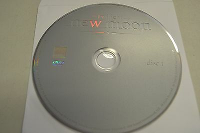 The Twilight Saga: New Moon (DVD, 2010)Disc Only Free Shipping 4-59