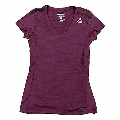 Reebok - T-Shirt Femme, , [BJC08] [Violet] [FR : L Taille Fabricant : L] NEUF