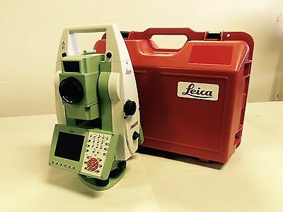 "Leica TS11 R500 2"" Reflectorless Total Station with EGL ""Dual Display"""
