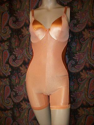 "Vintage Smoothie ""Body Re-former"" All-In-One Girdle Lingerie 34D"