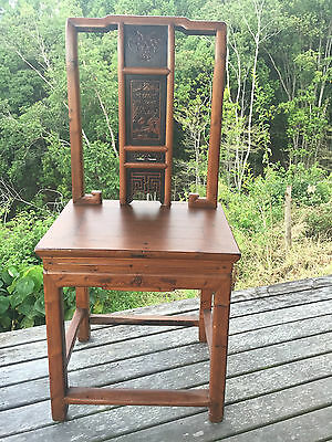 Antique Chinese Chair