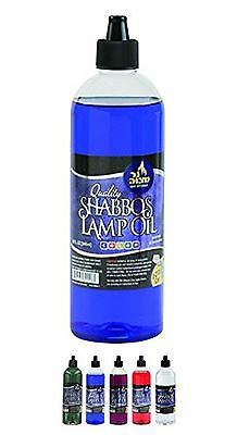 Paraffin Lamp Oil - Blue Smokeless Odorless Clean Burning Fuel for Indoor and...