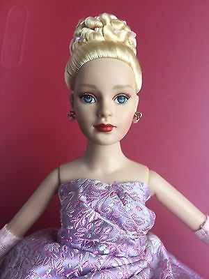"""Tonner Tiny Kitty Evening Gala 10"""" Fashion Doll Complete W/ Box & Stand"""