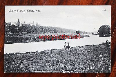 Ireland County Wexford Enniscorthy The River Slaney People Posted 1911