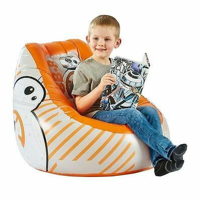 Worlds Apart - STAR WARS Fauteuil enfant Gonflable poire BB 8 - 406FDO NEUF