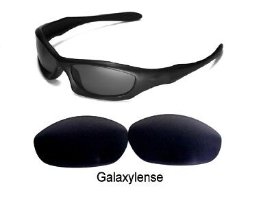 06769468ec Galaxy Replacement Lenses For Oakley Monster Dog Black Polarized 100%UVAB